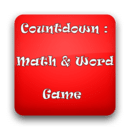 Countdown : Word & Math Game