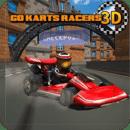 卡丁车赛车3D