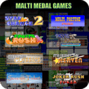 MULTI MEDAL GAMES