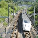 机车拼图:九州新干线