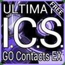 Purple Bubblegum GO Contacts
