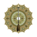 Kiblat kompas