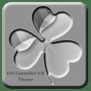 Gray GO Launcher EX Theme