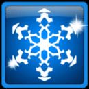 Paper snowflake cut