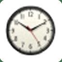 G1 Stock Clock Widget 2x2