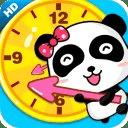 귀염이 시계공부-유아교육BabyBus