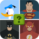 Super Heroes Guess the Logo