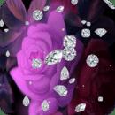 Falling Diamond Live Wallpaper