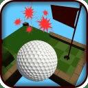 Crazy Golf Course
