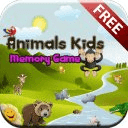 Animal Kids Memory Game