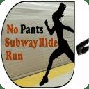 No Pants Subway Ride Run