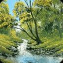 Natural River Live Wallpaper
