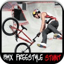 BMX Freestyle Stunt