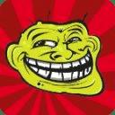Bouncy troll trolling around