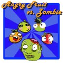 Angry Fruit vs Zombie