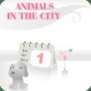 动物在城市