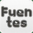 Fuentes Románticas FlipFont®