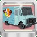 蛋糕送货车模拟器的3D