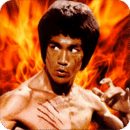 "Bruce Lee ""The Dragon"" LWP"