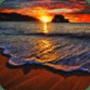 Sunrise, Sunset Live Wallpaper