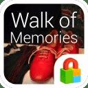 Walk Of Memories Locker Theme