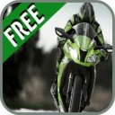 Gold Moto Motorcycle