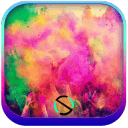 Colors of Holi - Start Theme