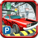 REAL RETRO PARKING INSANITY 3D