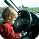 Dr baby driving