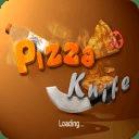 Christmas Pizza Knife