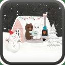 1cm+크리스마스 카카오톡 테마