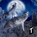 愤怒的狼模拟3D