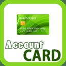 AccountCard (카드사용 문자내역 자동입력)