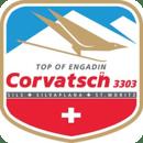 Corvatsch - St. Moritz Engadin