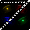 Colored Droid Eyes live home