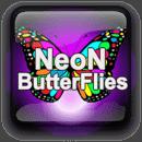 NeoN-ButterFlies LiveWallpaper