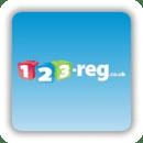 123-reg Domains App