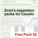 Caustic Free Pack 02