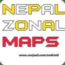 Nepal Zonal Maps