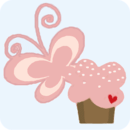 Butterflies and Cupcakes LWP