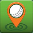高尔夫GPS和记分卡