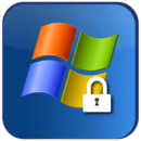 Windows XP Screen Locker