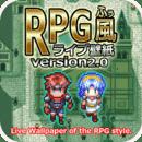 RPG风ライブ壁纸