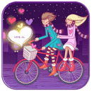 Romantic Love live wallpaper