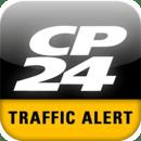 CP24 Traffic Alert