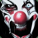 Dark Clown Joker By Red Nose
