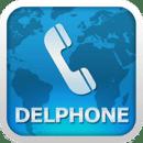 델폰-무료국제전화,통화요금50%할인