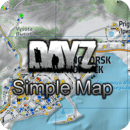 Dayz Map Simple