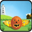 水果球滚乐趣:疯狂的游戏