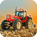 Farm Tractor Drive Story